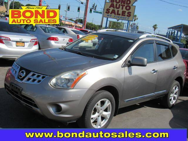 2011 Nissan Rogue for sale at Bond Auto Sales in St Petersburg FL