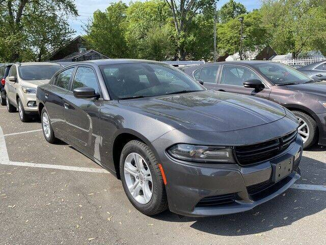 2019 Dodge Charger for sale at SOUTHFIELD QUALITY CARS in Detroit MI