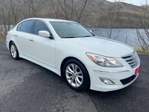 2013 Hyundai Genesis for sale at Clarkston Auto Sales in Clarkston WA