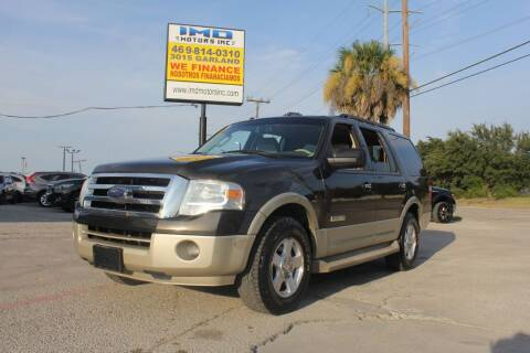 2008 Ford Expedition for sale at Flash Auto Sales in Garland TX