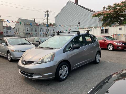 2010 Honda Fit for sale at 21st Ave Auto Sale in Paterson NJ