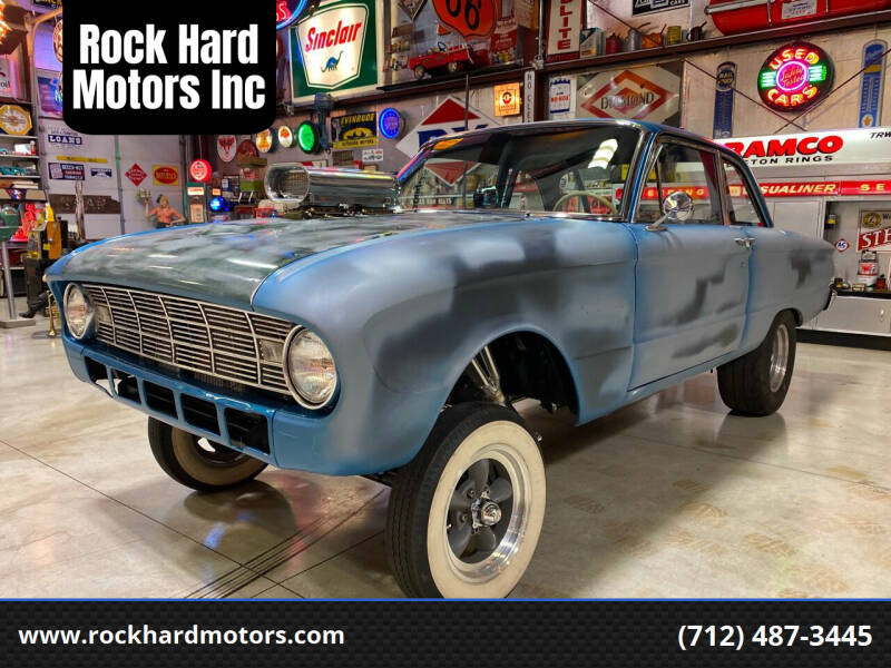 1960 Ford Falcon for sale at Rock Hard Motors Inc in Treynor IA