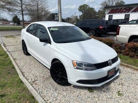 2014 Volkswagen Jetta for sale at Beach Auto Brokers in Norfolk VA
