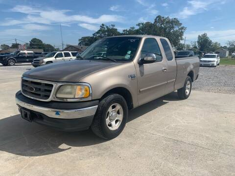 2001 Ford F-150 for sale at Bayou Motors Inc in Houma LA