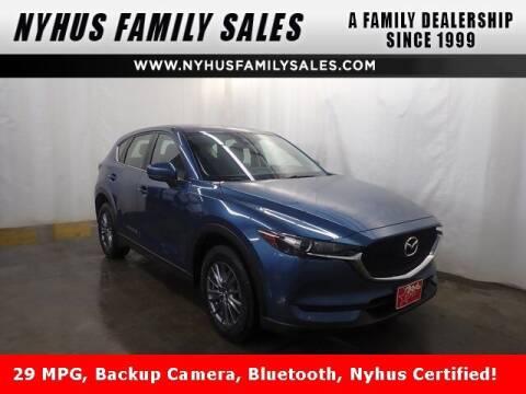 2017 Mazda CX-5 for sale at Nyhus Family Sales in Perham MN