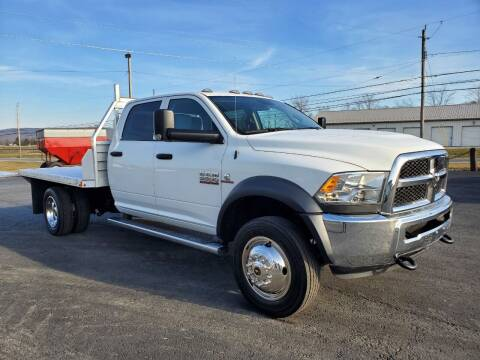2016 RAM Ram Chassis 5500 for sale at SOUTH MOUNTAIN AUTO SALES in Shippensburg PA