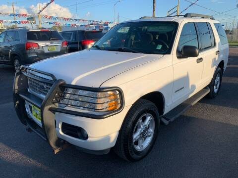 2005 Ford Explorer for sale at Rock Motors LLC in Victoria TX