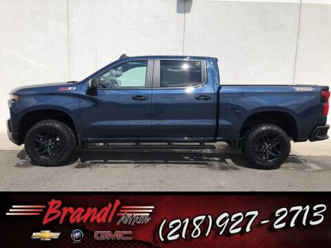 2021 Chevrolet Silverado 1500 for sale at Brandl GM in Aitkin MN