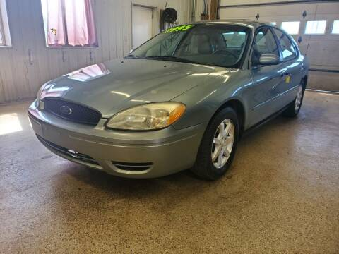 2007 Ford Taurus for sale at Sand's Auto Sales in Cambridge MN
