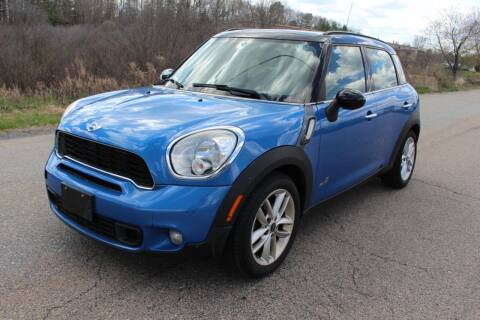 2011 MINI Cooper Countryman for sale at Imotobank in Walpole MA