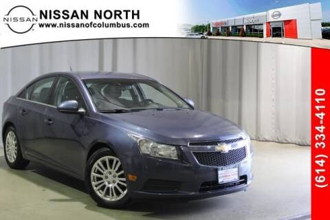 2013 Chevrolet Cruze for sale at Auto Center of Columbus in Columbus OH