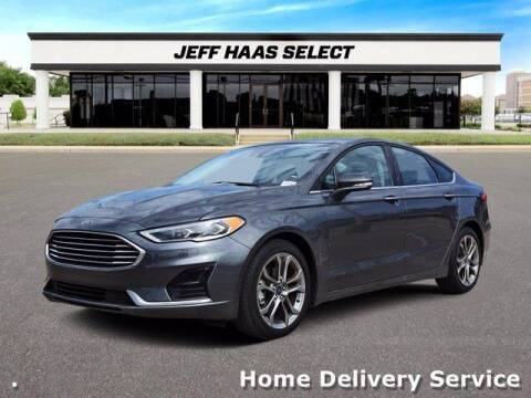 2020 Ford Fusion for sale at JEFF HAAS MAZDA in Houston TX