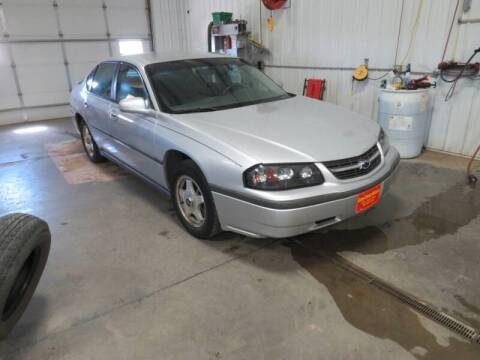 2004 Chevrolet Impala for sale at Grey Goose Motors in Pierre SD