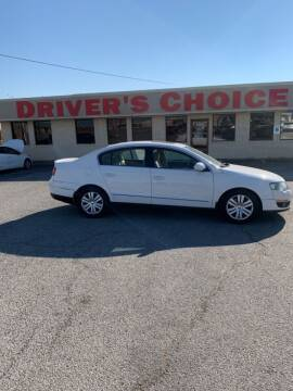 2008 Volkswagen Passat for sale at Driver's Choice in Sherman TX