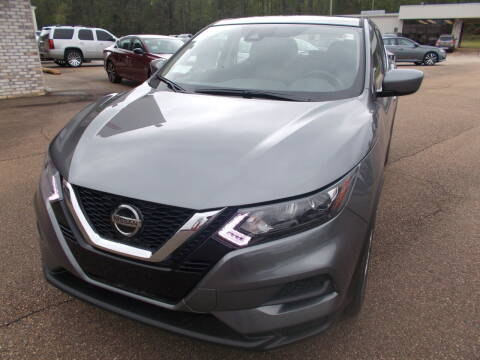 2021 Nissan Rogue Sport for sale at Howell Buick GMC Nissan - New Nissan in Summit MS