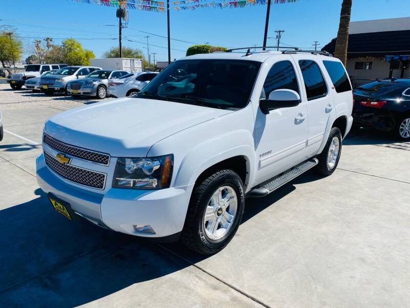 2012 Chevrolet Tahoe for sale at A AND A AUTO SALES in Gadsden AZ