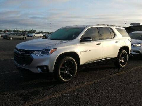 2018 Chevrolet Traverse for sale at Florida Fine Cars - West Palm Beach in West Palm Beach FL