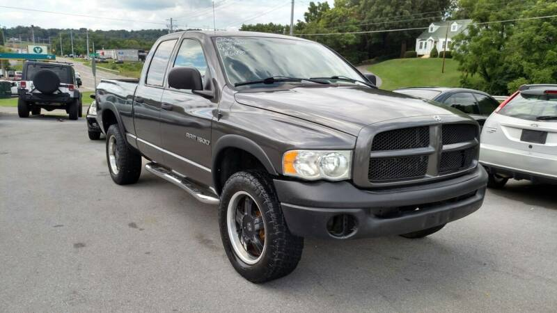 2003 Dodge Ram Pickup 1500 for sale at DISCOUNT AUTO SALES in Johnson City TN
