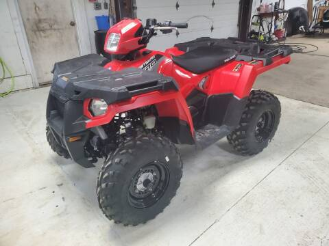 2018 Polaris Sportsman 570 for sale at JDL Automotive and Detailing in Plymouth WI