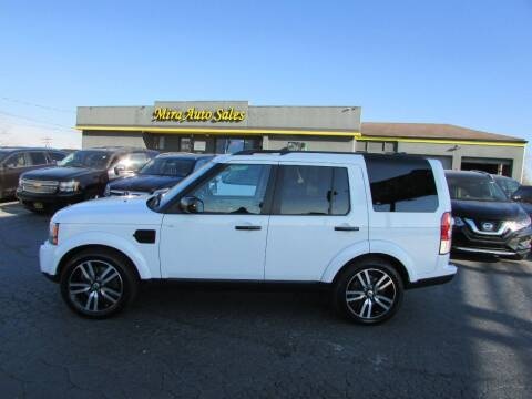 2011 Land Rover LR4 for sale at MIRA AUTO SALES in Cincinnati OH