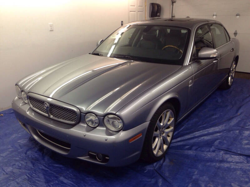 2008 Jaguar XJ-Series for sale at MR Auto Sales Inc. in Eastlake OH