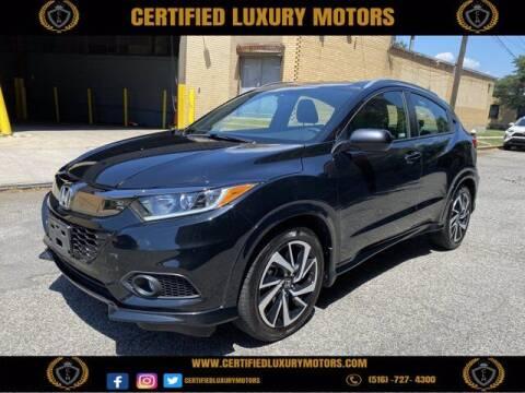 2019 Honda HR-V for sale at CERTIFIED LUXURY MOTORS OF QUEENS in Elmhurst NY