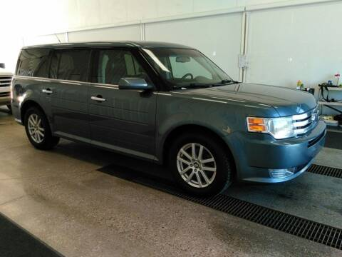 2010 Ford Flex for sale at Bronco Auto in Kalamazoo MI