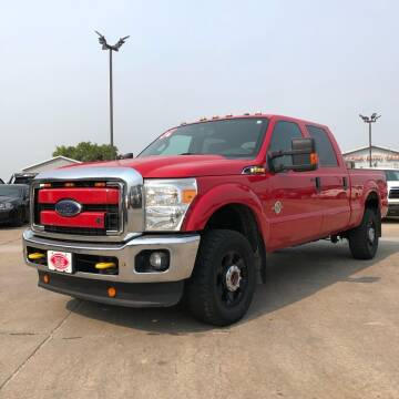 2014 Ford F-350 Super Duty for sale at UNITED AUTO INC in South Sioux City NE