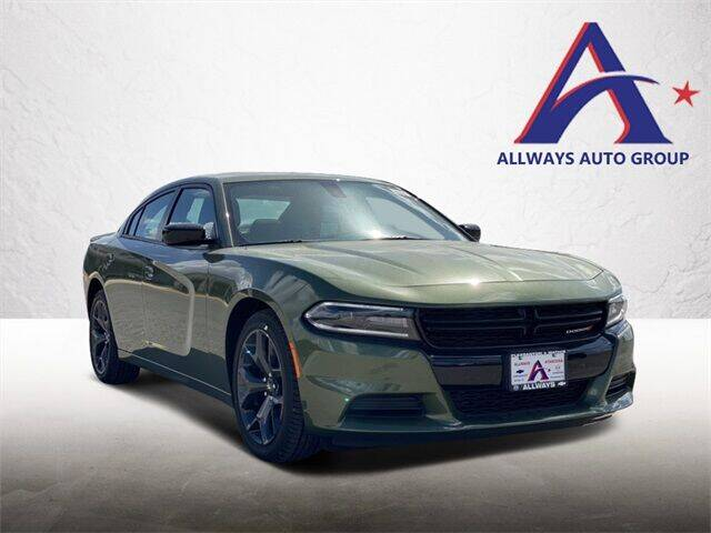 2020 Dodge Charger for sale at ATASCOSA CHRYSLER DODGE JEEP RAM in Pleasanton TX