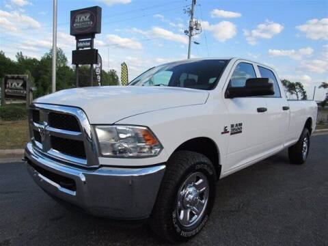 2016 RAM Ram Pickup 3500 for sale at J T Auto Group in Sanford NC