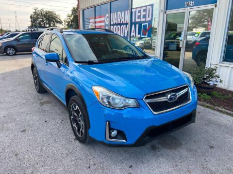 2016 Subaru Crosstrek for sale at Lee Auto Group Tampa in Tampa FL