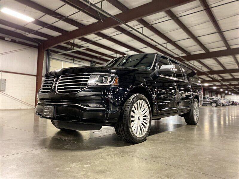 2017 Lincoln Navigator L for sale in Mount Juliet, TN