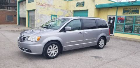 2016 Chrysler Town and Country for sale at Stewart Auto Sales Inc in Central City NE