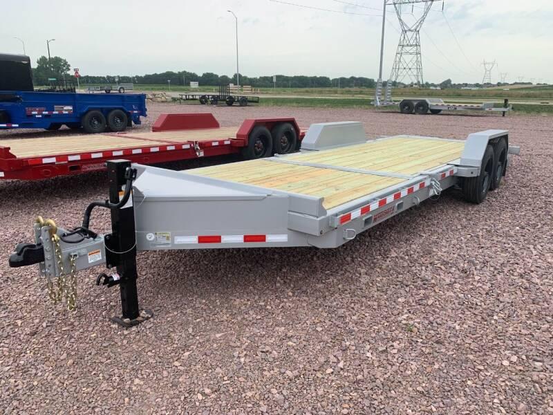 2021 Midsota TB-22 Split Tilt #5280 for sale at Prairie Wind Trailers, LLC in Harrisburg SD