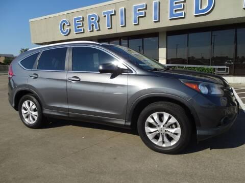 2014 Honda CR-V for sale at Mac Haik Ford Pasadena in Pasadena TX