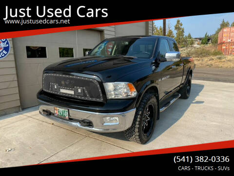 2012 RAM Ram Pickup 1500 for sale at Just Used Cars in Bend OR