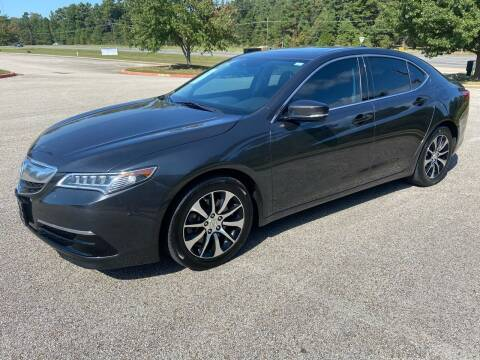 2016 Acura TLX for sale at JCT AUTO in Longview TX