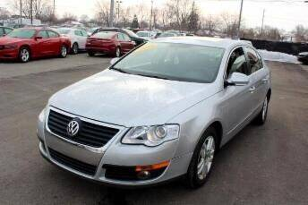 2010 Volkswagen Passat for sale at Cj king of car loans/JJ's Best Auto Sales in Troy MI
