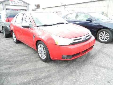 2008 Ford Focus for sale at Auto House Of Fort Wayne in Fort Wayne IN