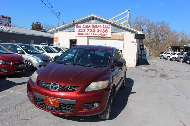 2007 Mazda CX-7 for sale at SAI Auto Sales - Used Cars in Johnson City TN