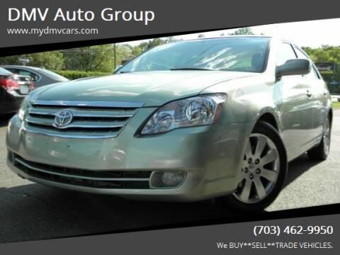 2007 Toyota Avalon for sale at DMV Auto Group in Falls Church VA