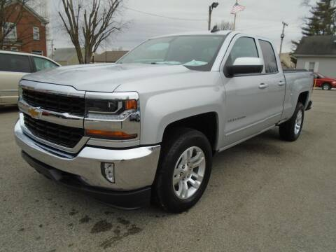 2018 Chevrolet Silverado 1500 for sale at Total Eclipse Auto Sales & Service in Red Bud IL