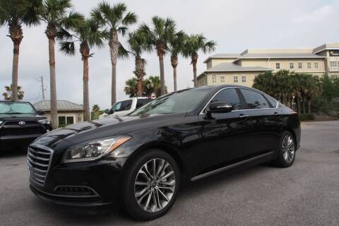 2015 Hyundai Genesis for sale at Gulf Financial Solutions Inc DBA GFS Autos in Panama City Beach FL