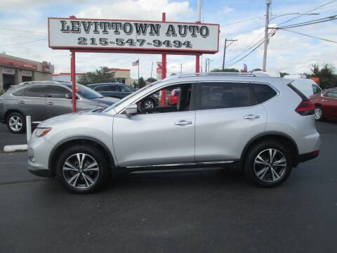 2017 Nissan Rogue for sale at Levittown Auto in Levittown PA