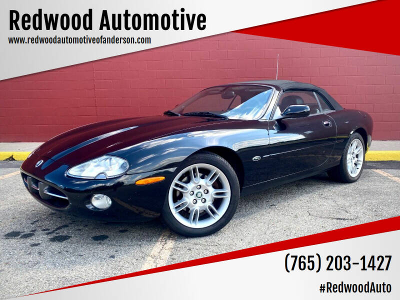 2002 Jaguar XK-Series for sale at Redwood Automotive in Anderson IN