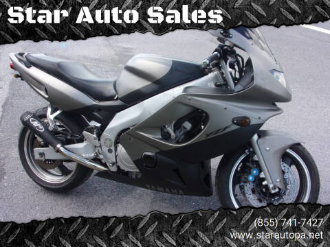 2001 Yamaha YZF for sale at Star Auto Sales in Fayetteville PA
