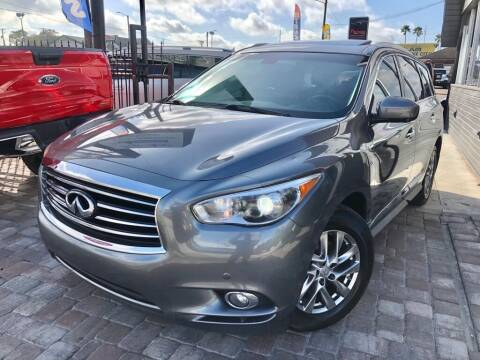2015 Infiniti QX60 for sale at Unique Motors of Tampa in Tampa FL