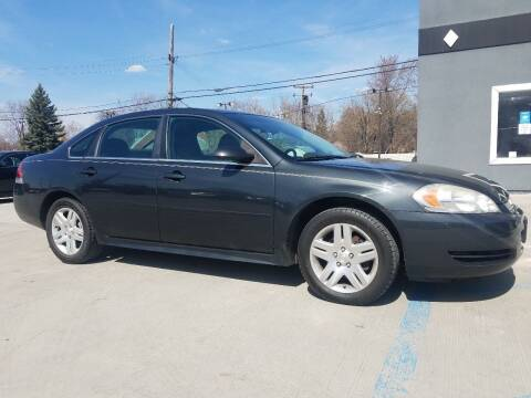 2014 Chevrolet Impala Limited for sale at Julian Auto Sales, Inc. in Warren MI