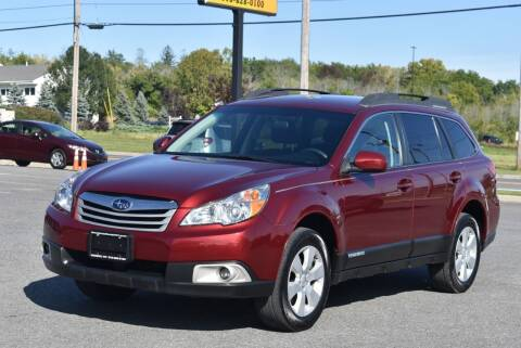 2012 Subaru Outback for sale at Broadway Garage of Columbia County Inc. in Hudson NY