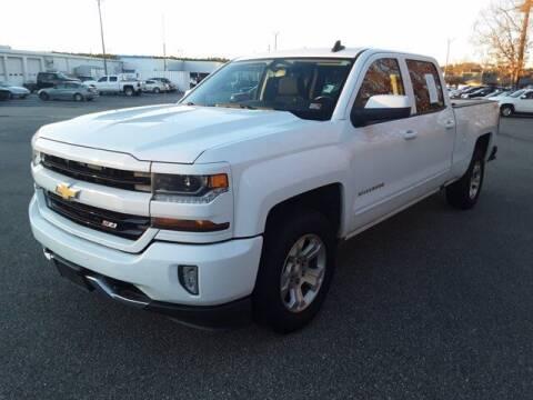 2016 Chevrolet Silverado 1500 for sale at Strosnider Chevrolet in Hopewell VA